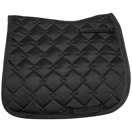 Equine Couture™ Satin Dressage Saddle Pad