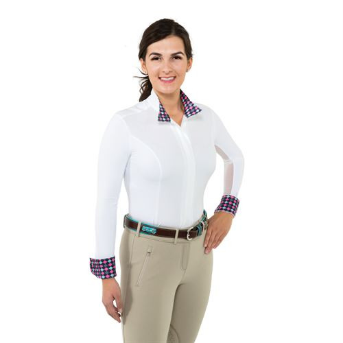 Noble Outfitters™ Catherine Long Sleeve Show Shirt