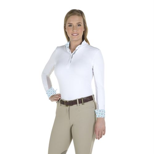 Noble Outfitters™ Ladies Victoria Long Sleeve Show Shirt
