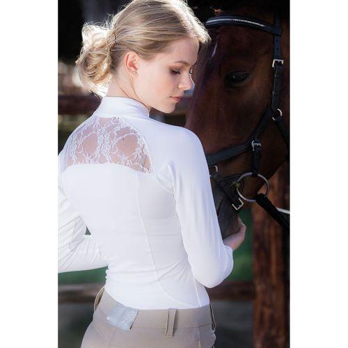 Horseware® Sara Long Sleeve Competition Shirt
