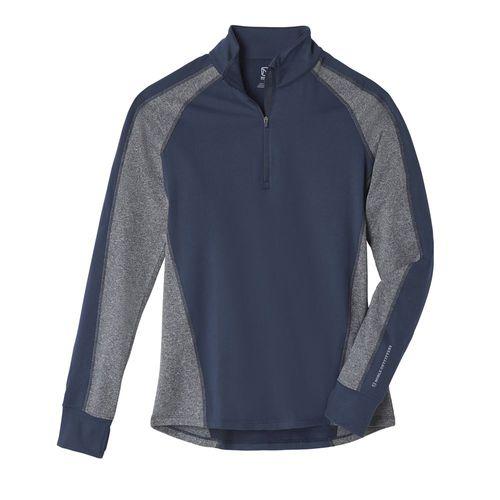 Noble Outfitters™ Men´s Caspian Quarter-Zip Mock Neck Shirt