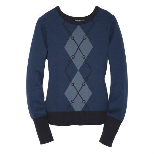 Kerrits Ladies' Double Diamond Sweater