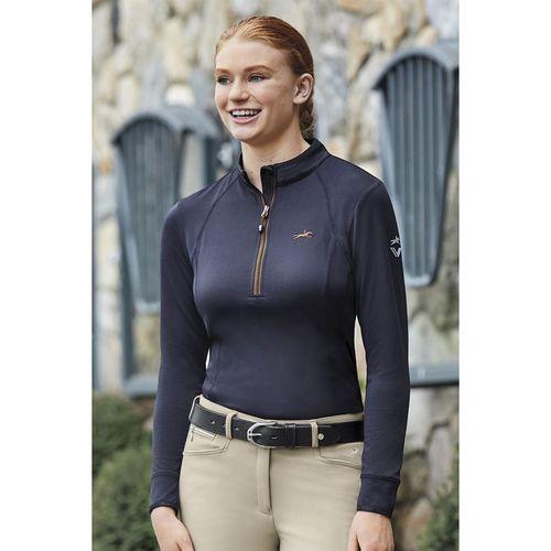 Schockemöhle Ladies' Page Quarter-Zip Shirt