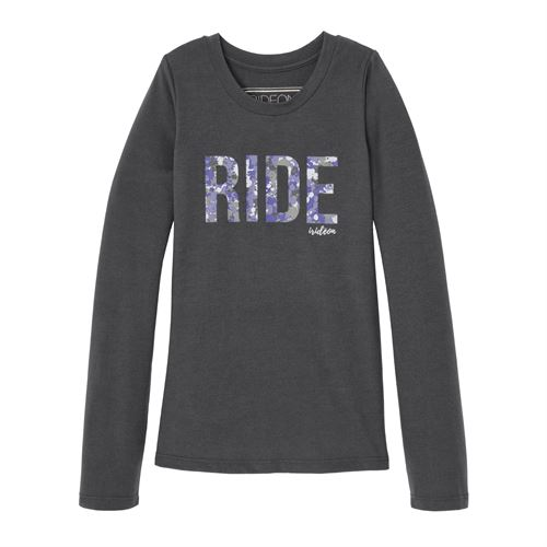 Irideon® Kids' Ride Long Sleeve Tee