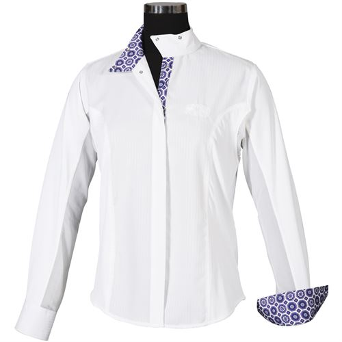 Equine Couture™ Ladies Kelsey Long Sleeve Show Shirt