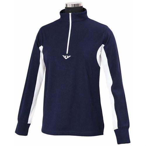 TuffRider® Ladies Ventilated Technical Long Sleeve Sport Shirt