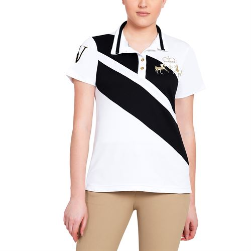 Equine Couture™ Ladies X-Press Short Sleeve Polo Sport Shirt