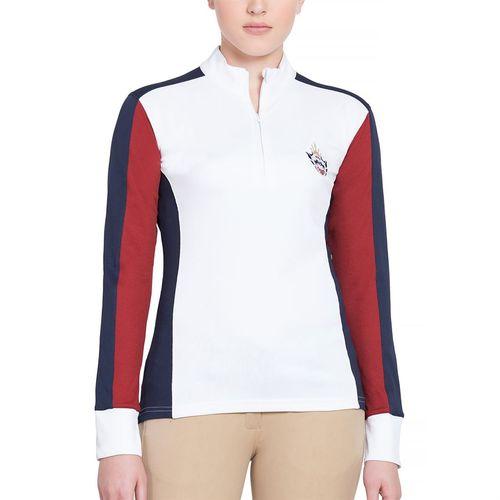 Equine Couture™ Ladies Dennison Long Sleeve Sport Shirt