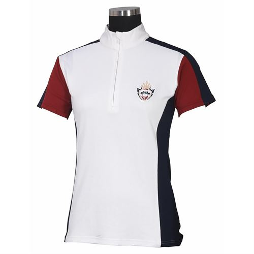 Equine Couture™ Ladies Dennison Short Sleeve Sport Shirt
