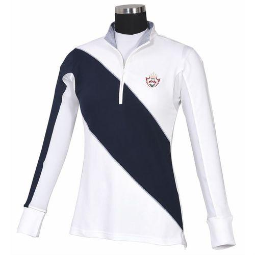 Equine Couture™ Ladies Danvers Long Sleeve Sport Shirt