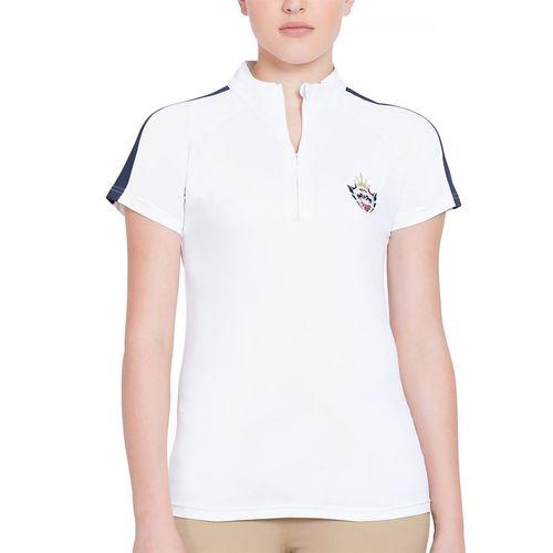 Equine Couture™ Ladies Jordan Short Sleeve Sport Shirt