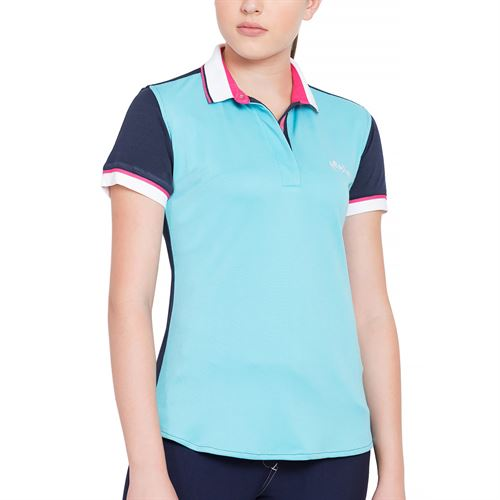 Equine Couture™ Ladies Pearl Short Sleeve Polo Sport Shirt