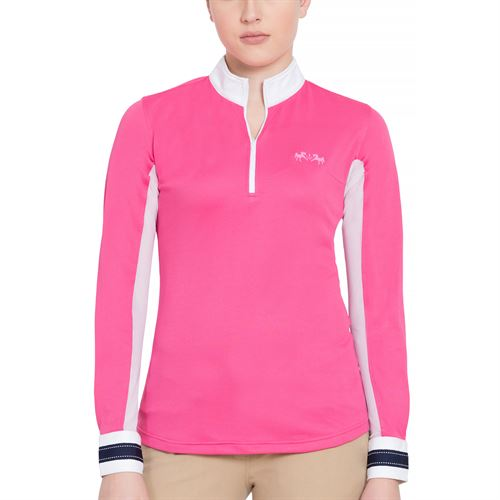 Equine Couture™ Ladies Penelope Long Sleeve Sport Shirt