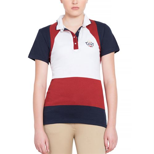 Equine Couture™ Ladies Calla Short Sleeve Sport Shirt