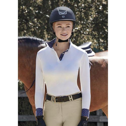 Dover Saddlery® CoolBlast® Ladies' Long Sleeve Show Shirt