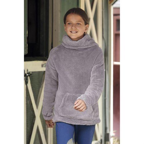 Dover Saddlery® Girls' Cozy Fleece Pullover