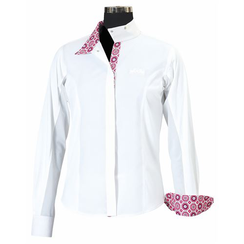 Equine Couture™ Childrens Kelsey Long Sleeve Show Shirt