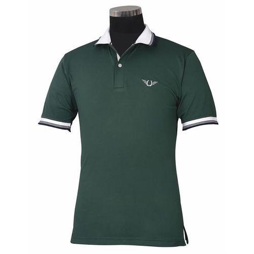 TuffRider® Mens Mark Short Sleeve Polo Sport Shirt