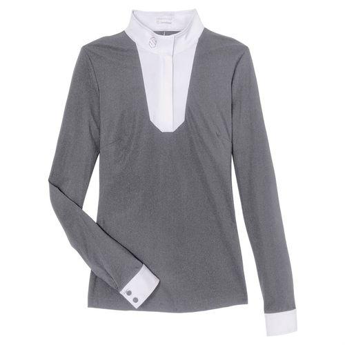 Samshield® Ladies' Faustine Full Stripe Long Sleeve Show Shirt