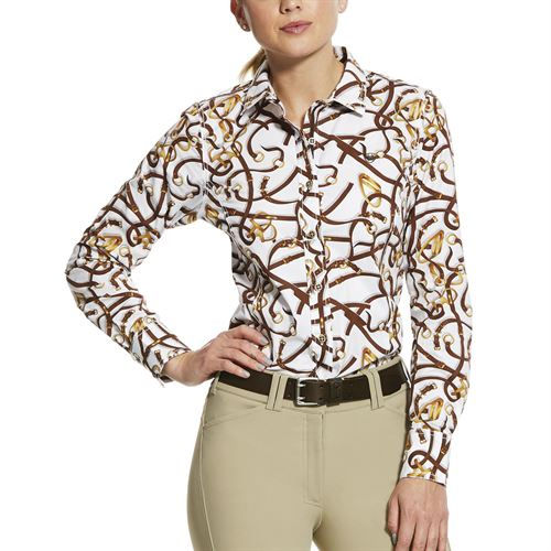 Ariat® Ladies' Bridle Button-Down Shirt