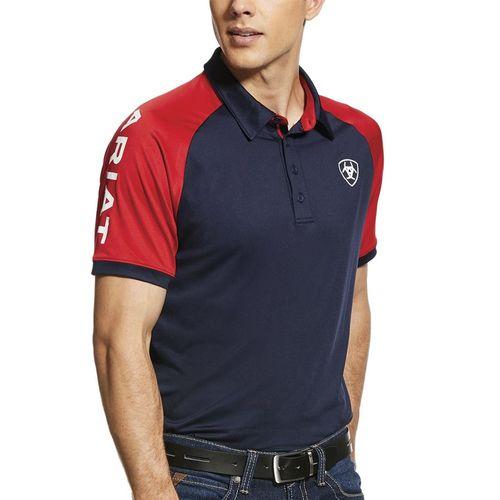 Ariat® Men's Team Polo Shirt 3.0