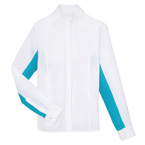 Huntfield's® by Dover Saddlery® Ladies' Long Sleeve Show Shirt