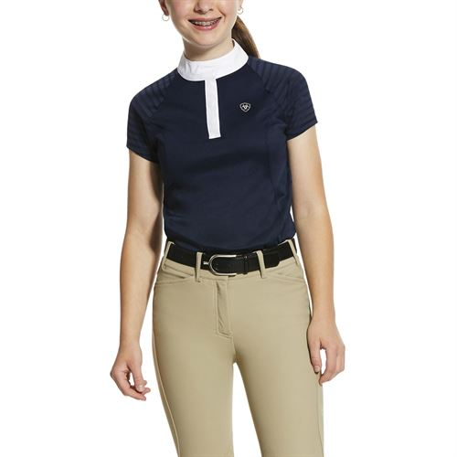 Ariat® Girls' Aptos Vent Show Shirt