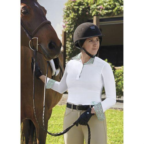 Essex Classics Ladies'Talent Yarn® Long Sleeve Show Shirt