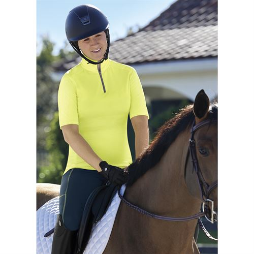 Stride by Dover Saddlery® Ladies' Short Sleeve Tech Top