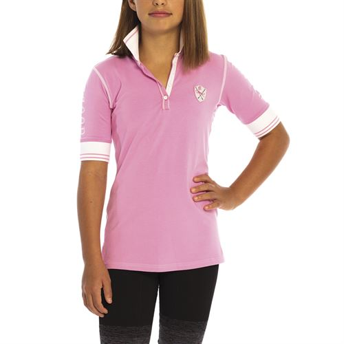 Goode Rider™ Girls' Champion Polo Shirt