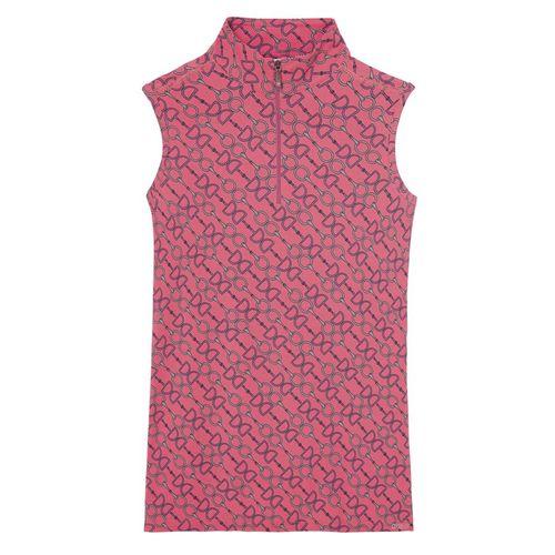 Dover Saddlery® Ladies' CoolBlast® IceFil® Sleeveless Print Shirt