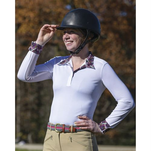 Shires Ladies' Aubrion Equestrian Style Shirt