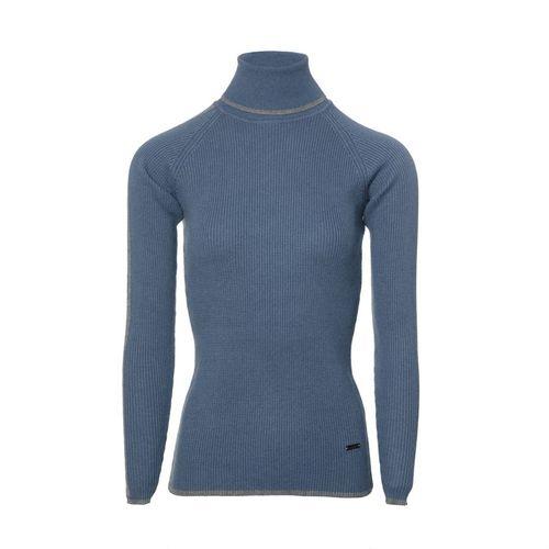 AA® Ladies' Polo Neck Top