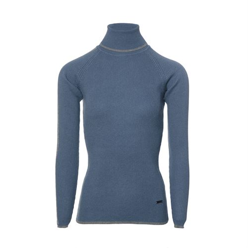 AA® Ladies' Polo Neck Top