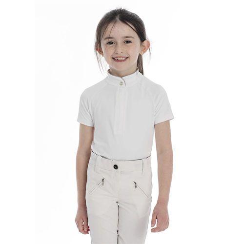 Horseware® Kids' Sara Short Sleeve Competition Shirt