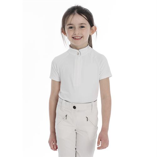 Horseware® Kids' Sara Short Sleeve Competition Shirt
