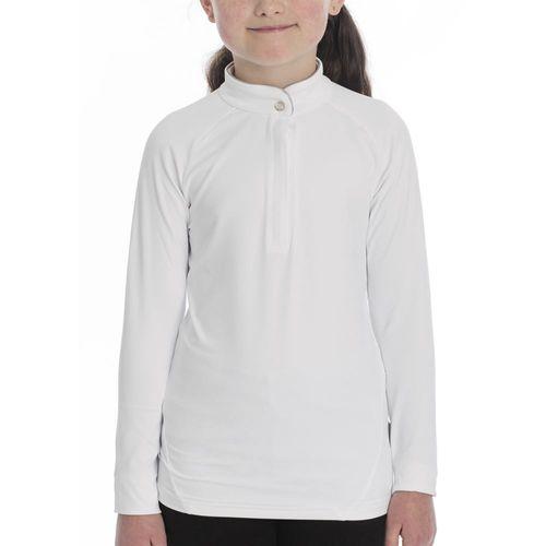 Horseware® Kids'Sara Long Sleeve Competition Shirt