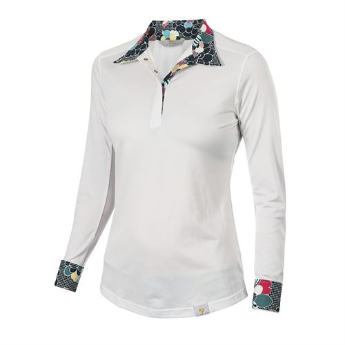 Equestrian Style Ladies' Show Shirt