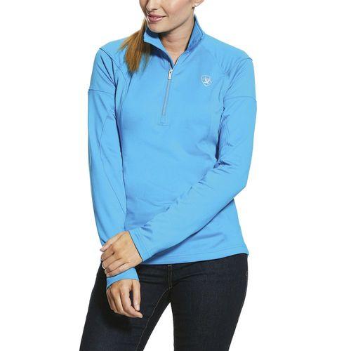 Ariat® Ladies' Tolt Half-Zip Sweatshirt