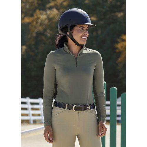 Dover Saddlery® Ladies' CoolBlast® 100 Long Sleeve Shirt