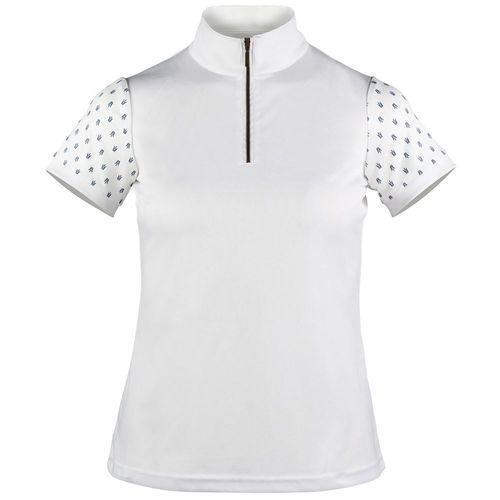 Horze Paige Ladies' Short Sleeve Show Shirt