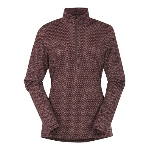 Kerrits® Ladies' IceFil® Lite Long Sleeve Print Shirt