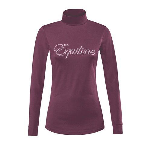 Equiline Ladies' Else Turtleneck Shirt