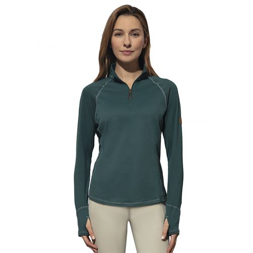 Chestnut Bay™ Ladies' Performance Rider Quarter-Zip
