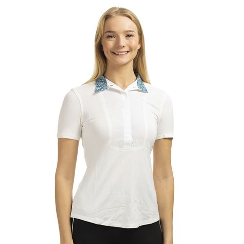Chestnut Bay™ Ladies' Spirit Liberty Short Sleeve Show Sun Shirt