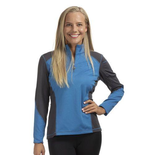 Chestnut Bay™ Ladies' Performance Rider Quarter-Zip Pullover