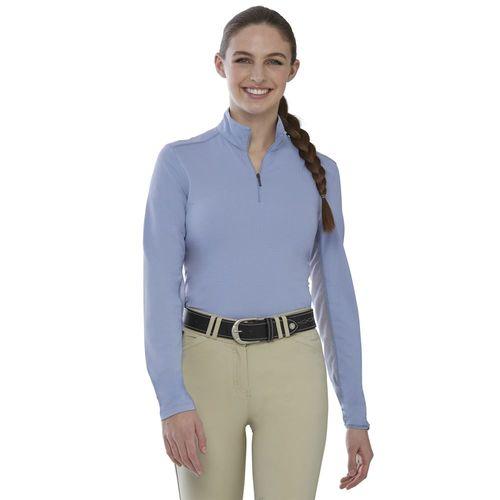 Dover Saddlery® CoolBlast® 100 Long Sleeve Fly Shield Shirt