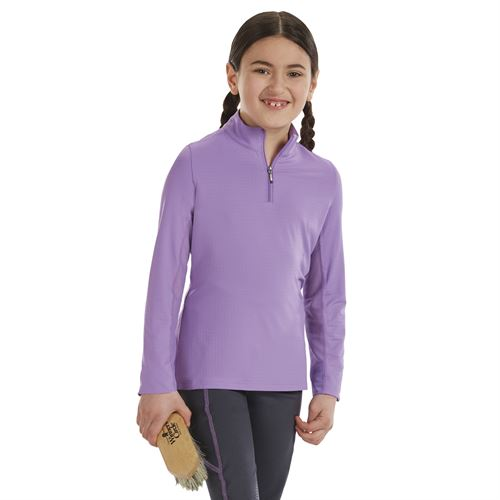 Dover Saddlery® CoolBlast® 100 Young Rider Long Sleeve Shirt