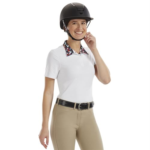 Dover Saddlery® CoolBlast® 100 Ladies' Short Sleeve Show Shirt