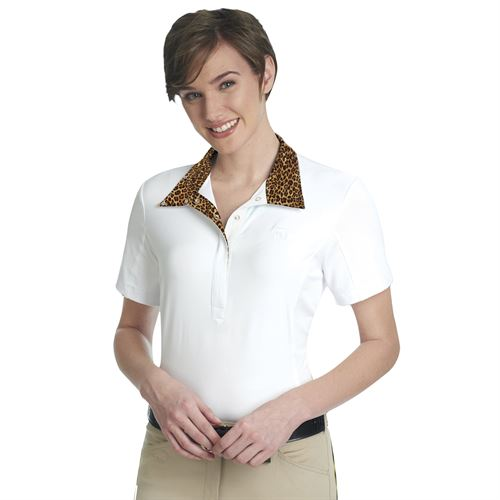 Romfh® Ladies' Lindsay Short Sleeve Show Shirt